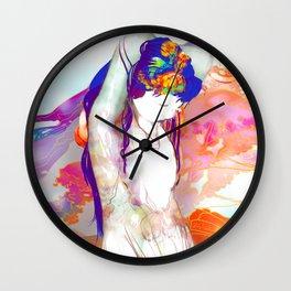 Undine Wall Clock