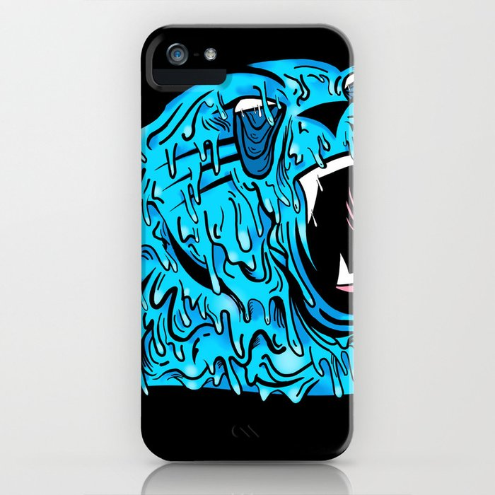 Carolina Grime iPhone Case