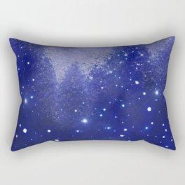 Star Kissed Wind Rectangular Pillow