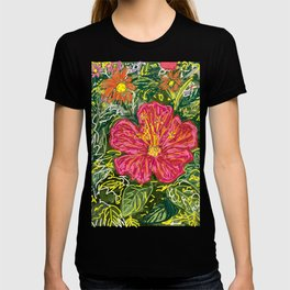 New Hibiscus T-shirt