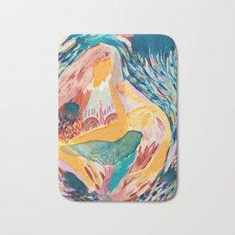 Pieta Reimagined Bath Mat