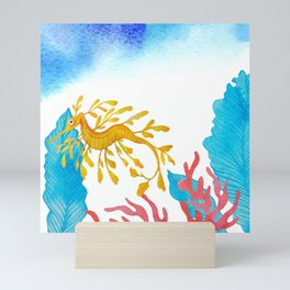 Coral Reef #9 Mini Art Print