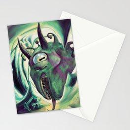 Pterois, Eye Tyrant Stationery Cards