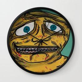 Fatty & His Pet Dil Wall Clock