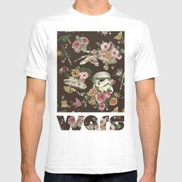 Botanic Wars T-shirt