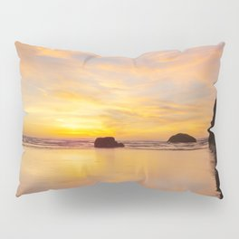 The Cliff At Moonstone Pillow Sham