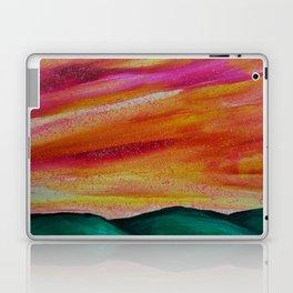 PEACH SKYSCAPE Laptop & iPad Skin