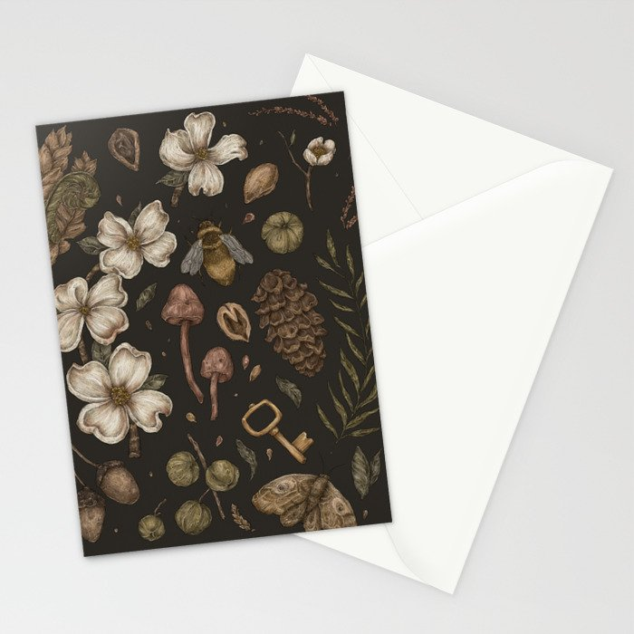 Nature Walks Stationery Cards