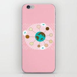 celebrating women international day iPhone Skin