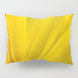 Yellow Blooms Pillow Sham