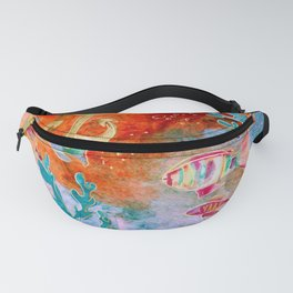 Sea World Fanny Pack