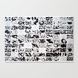 The Ripple Effect Canvas Print