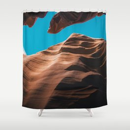 Canyon United States Shower Curtain