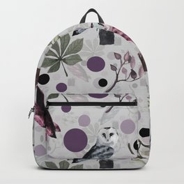 Two owls Backpack