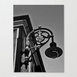 The corner light Canvas Print