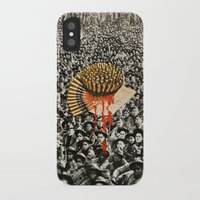 revolution iPhone & iPod Cases featuring Revolution by Michelle Fay