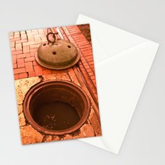 SEWER FILTH Stationery Cards