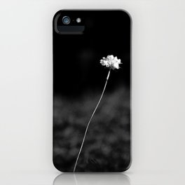 THE LAST FLOWER iPhone Case