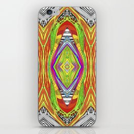 life pattern number 2 iPhone Skin