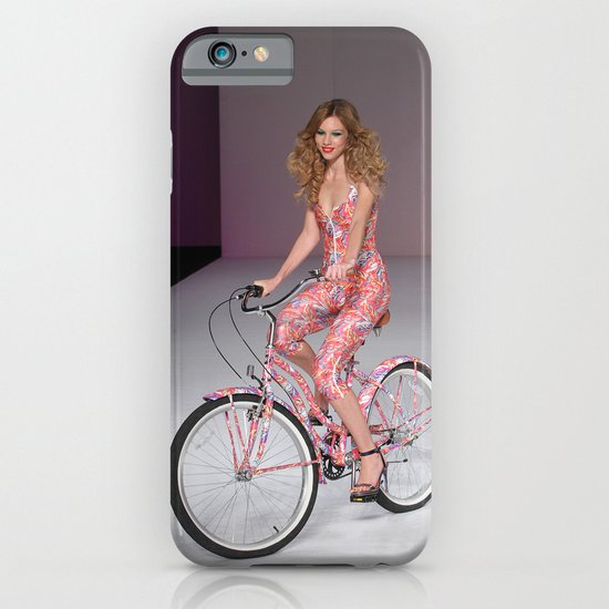 Girls on Bikes iPhone & iPod Case