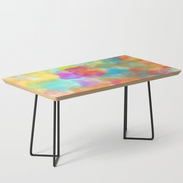 Cotton Candy Clouds Coffee Table