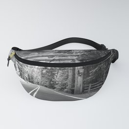 Driving To The Park Fanny Pack