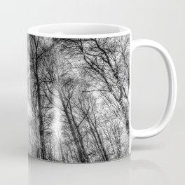 Monochrome Forest Coffee Mug