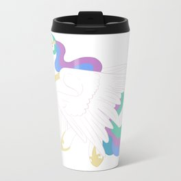 Princess Celestia Metal Travel Mug