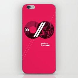 Modern Times iPhone Skin