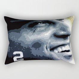 The Captain Rectangular Pillow