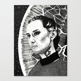 Cara Gee Canvas Print