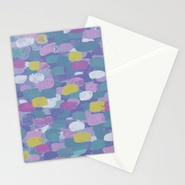 Confetti Cake - Muted Tones Stationery Cards