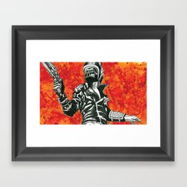 Mad Max  Framed Art Print