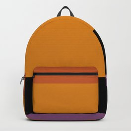 Contemporary Color Block I Backpack