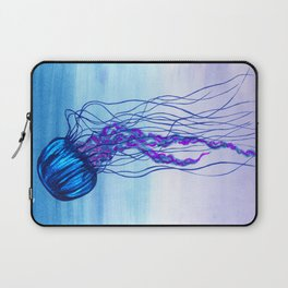 Sea jelly Laptop Sleeve