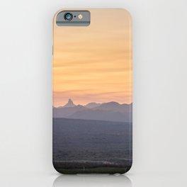 Superstition Sunrise iPhone Case