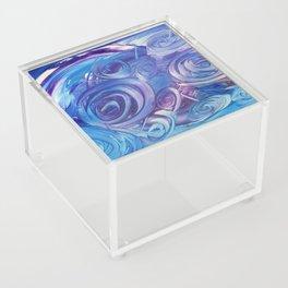 In Circles Acrylic Box