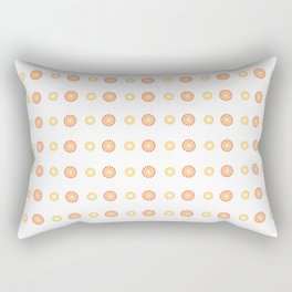 Retro Pop Rectangular Pillow