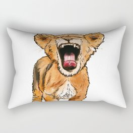 Free the Tiger in You Rectangular Pillow