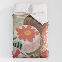 Holiday Bakes Comforters