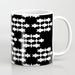 Star Cluster reverse Coffee Mug