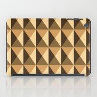 copper iPad Cases featuring Copper by Fernanda Fattu