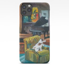 Frasier's apartment iPhone Case