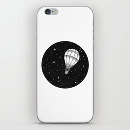 Up Up and Away iPhone Skin