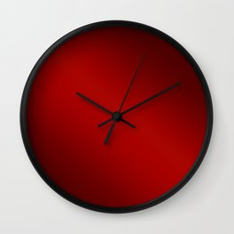 5 Ombre Wall Clock