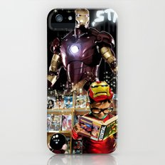 Iron Man: Dreaming Big Slim Case iPhone (5, 5s)