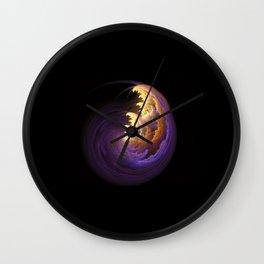 Fractal 2 Wall Clock