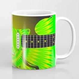 Splash Guitar Coffee Mug