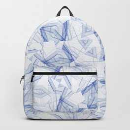 artistic abstract background Backpack