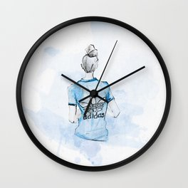 Adidas Girl Wall Clock
